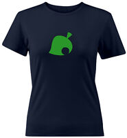 New Leaf Pocket Camp Game Juniors Teen Tee T-Shirt Animal Crossing Gift Shirts