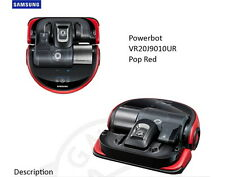 Samsung Power robot VR20J9010UR powerful motor and vaccum
