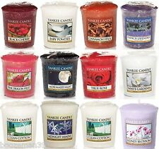 Yankee Candle Votive Samplers X 15  Mixed