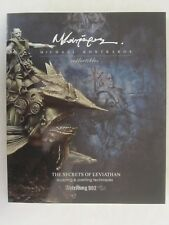 Book: Secrets of Leviathan Sculpting & Painting Techniques by Abteilung 502