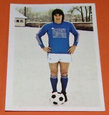 283 PAUVERT RPSM STRASBOURG MEINAU AGEDUCATIFS FOOTBALL 1973-1974 73-74 PANINI