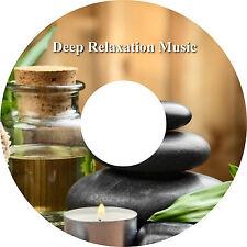 Deep Relaxation Music CD Massage Spa Healing Stress Relief Deep Sleep