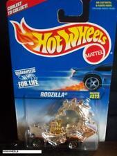 HOT WHEELS 1995 #323 -1 RODZILLA CHROME CH