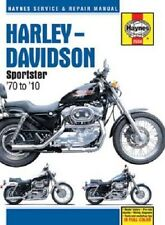 HAYNES SERVICE MANUAL HARLEY IRONHEAD XLX883 XLX1000 XLX1100 XLX1200 1970-2010