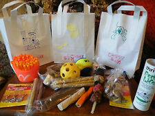 Doggy Borsa da curare Regalo Ideale Per Compleanni Natale contiene Giocattoli e dolcetti