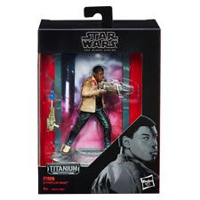 Star Wars The Black Series Titanium Finn (Starkiller Base) Action Figure - NEW