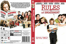 Rules of Engagement - The Complete First Season (DVD, 2007)