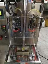 Vertical sachet cooking oil filling packing machine/shampoo Sachet machine