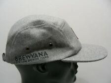 BREWVANA - PORTLAND BREWERY TOURS - ADJUSTABLE STRAPBACK BALL CAP HAT!