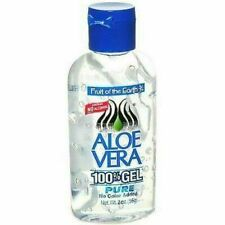 Fruit of The Earth 100% Aloevera Gel - 2oz