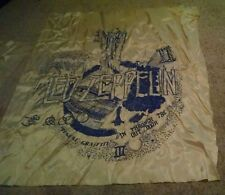 Led Zeppelin Wall Hanging Tapestry Banner