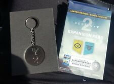 Official Destiny 2 Limited Edition Promotional Keyring Keychain **BRAND NEW**