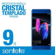 Sentete® Huawei Honor 9 Protector de Pantalla de Cristal Templado PREMIUM
