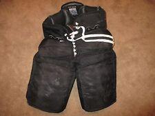 Used Vaughn Steve Mason Pro Stock Flyers Hockey Goalie Pants Game Used XL