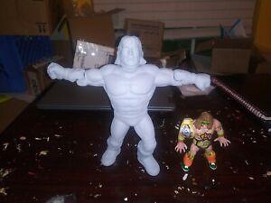 KERRY VON ERICH 2 UP HASBRO CUSTOM WRESTLING FIGURE GALOOB WWF WCW TECAS TORNADO