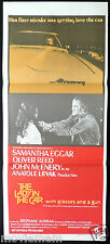 LADY IN THE CAR WITH GLASSES AND A GUN 1970 Samantha Eggar Daybill Movie poster