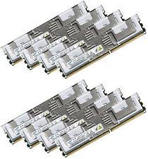 8x 4GB 32GB RAM IBM xSeries BladeCenter HS21 XM 667Mhz FB DIMM DDR2 Speicher