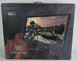 "Acer Predator XB1 XB241H bmipr 24"" Full HD 1920 x 1080 1ms 144Hz 180Hz OverClock"