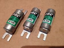 Qty 3 GEC MOTOR PROTECTION FUSE NIT20M32 RS 414-667