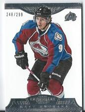 2013-14 Dominion Hockey Panini MATT DUCHENE #23 248/299 Colorado Avalanches