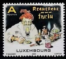Luxemburg postfris 2009 MNH 1837 - FNR 10 Jaar