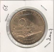 68 - MONNAIE DE PARIS 2006 - MULHOUSE - CITÉ DU TRAIN - LOCO 241 A1 EST - TTB