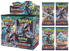 POKEMON Sun & Moon Guardians Rising Booster Box (Complete Box - 36 Booster pack)