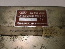 AUDI 80 90 COUPE 20V 7A ENGINE CONTROL UNIT MOTORSTEUERGERÄT ECU 893906266D
