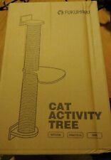 New listing Fukumaru Cat Activity Tree