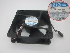 NMB 12038 4715KL-04W-B59 12V 1.30A clover cooling fan 120 * 38MM 3wire /5-Pin