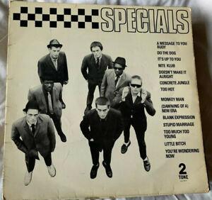 Specials, Specials vinyl LP, 2 Tone, 1980