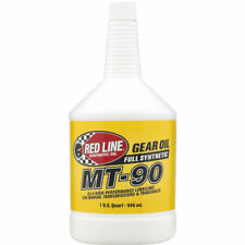 Red Line MT90 75w90 Gl-4 Manual Transmission Transaxle Lubricant Gear Oil