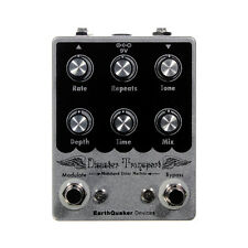 Earthquaker Disaster Transport Delay Pedal Effect