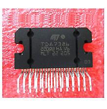 10PCS  TDA7386 ZIP-25 ST Amplifier NEW