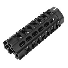 "Tri-Rail 5.7"" HandGuard Mount 20mm Picatinny Weaver rail for Rifle Gun Hunting"
