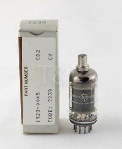 7239 GE HP Válvula nueva new tube lampe röhre NOS