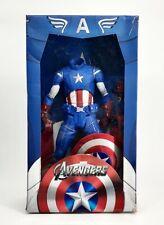 Neca Avengers Captain America 1/4 Scale Action Figure: 174-DMG