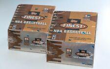 1997-98 TOPPS FINEST BASKETBALL FACTORY SEALED BOX $50k Jordan, $18k Kobe??!!