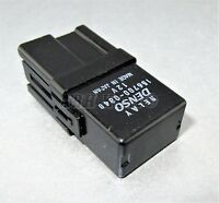 693-Suzuki (95-05) 4-Pin Multi Use Black Relay Denso 156700-0840 12V 1567000840