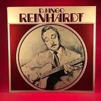 Django Reinhardt 1976 GB Vinyle LP Excellent État Même