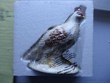 Lenox Thanksgiving Autumn's Quail Figurine  New in Box