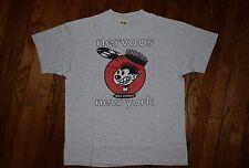 1992 nervous wreck records new york rap hip hop vtg t-shirt 90s black moon M/L