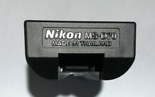 Genuine Nikon MS-D70 Battery Holder