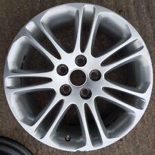"18"" Vauxhall Insignia alloy wheel silver 7 double spokes ET42"