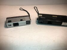 Lot Kodak Pocket Instamatic 10 Vintage Flash Camera Keystone Xr108