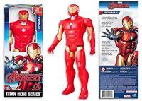 Marvel Avengers Iron Man Titan Hero Ironman New Toy Ages 4+ Hasbro Boys Play Fun