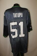 SEATTLE SEAHAWKS Mens 2XL football Jersey REEBOK XXL TATUPU # 51
