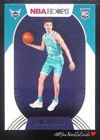 LaMelo Ball 2020-21 NBA Hoops Rookie RC #223 Charlotte Hornets Basketball Card