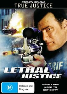 True Justice - Lethal Justice DVD