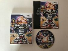 Hot Wheels: Battle Force 5 (Wii) - Game  Fast Free Post